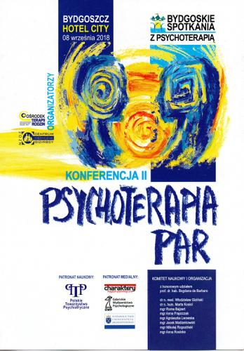 Psychoterapia par konferencja